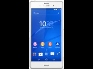 SONY-Xperia-Z3-Wit telecom wereld